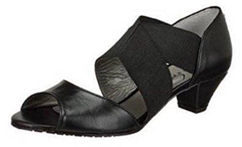 Charisma Women's Sandaletten Fashion Sandals Black - Black k0ZShA