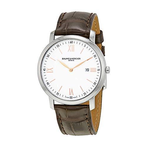 Baume and Mercier Men's Quartz Watch MOA10181