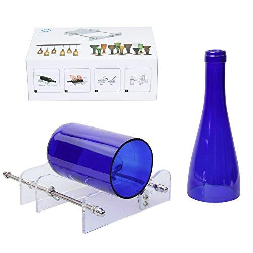 Bottle cutter lanmu glass cutting tool wine bottle for Glass cutter for wine bottles