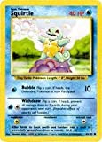 Squirtle Basic 63 Card Game