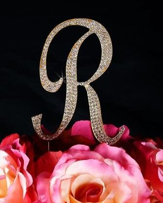 unik-occasions-sparkling-collection-crystal-rhinestone-monogram-cake-topper-letter-r-small-gold