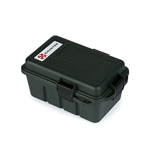 Xhunter Weather Resistant Ammo Case Ideal For Bulk Ammo Storage Survivor Dry Box (Xt912) (Survivor Dry Box)