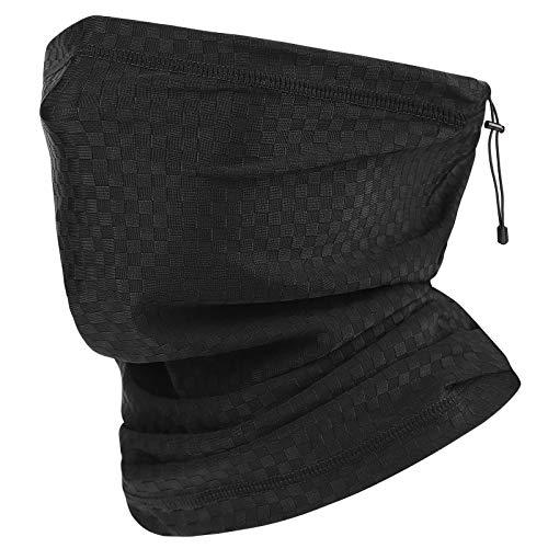 HASAGEI Colsjaal voor dames en heren, uv-bescherming, loopsjaal, nekverwarmer, motorfietssjaal, veelzijdig elastisch…