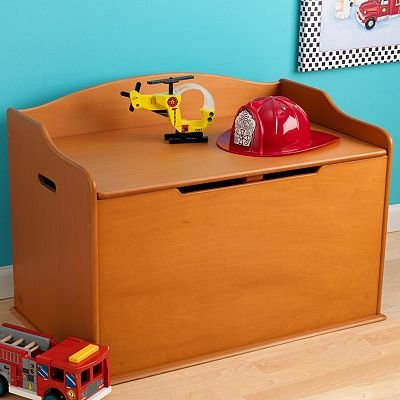 Honey KidKraft Austin Toy Box toy gift idea birthday