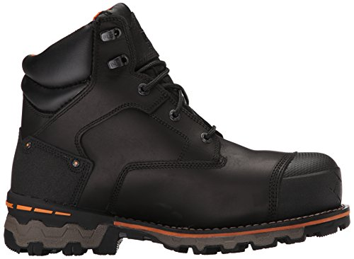 Timberland PRO Men's Boondock 6'' Composite Toe Waterproof Industrial and Construction Shoe, Black Full Grain Leather, 10 M US by Timberland PRO (Image #7)