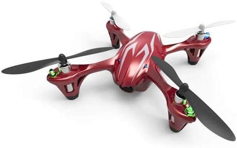 Hubsan X4 Mini Quad Led Red W//Hd720P Camera 4Ch 2.4G Mode 1 H107CHD-R-M1