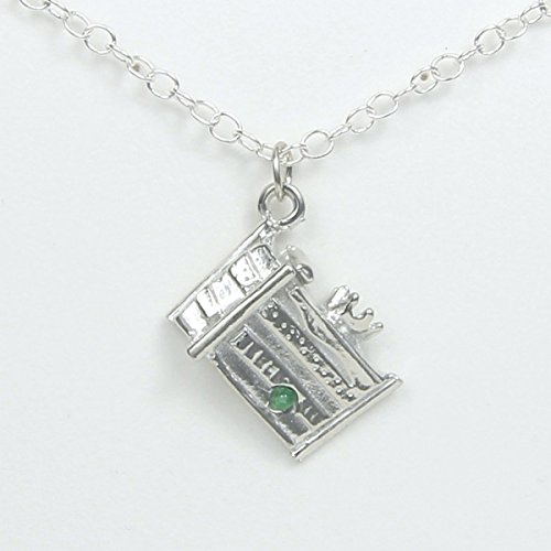 Once Upon A Mattress inspired Princess  Pea Necklace – Handmade in USA – Musical Theater Cast Gift