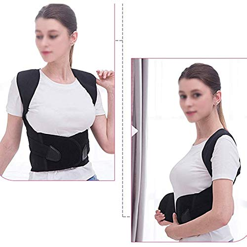 JCM Humpback Correction Belt Kyphosis Correction Belt Correction Clothing ZJ (Size : S) by JCM Back band (Image #1)