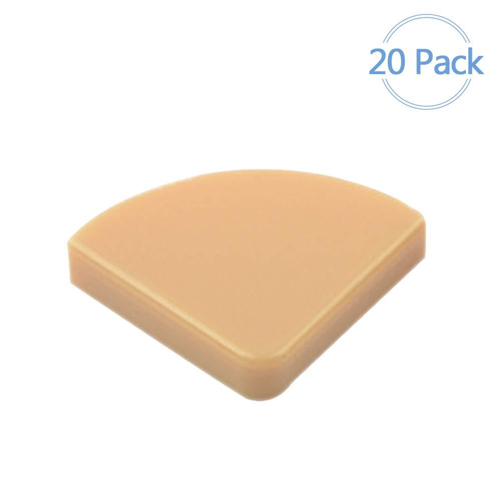 8PCS Protection Rebord Meuble Protection Rebords et coins Table Meuble Protecteur de Bord B/éb/é Orange YINSONG Protecteurs Dangle de S/écurit/é