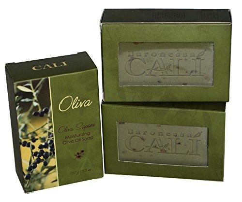 italian olive oil soap - 1