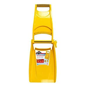 Garant 80682 Folding Car Shovel and Traction Aids Car Combo – Yellow and Blue