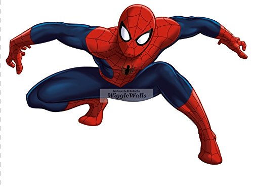 Spider Man Decorative Wall Stickers (9