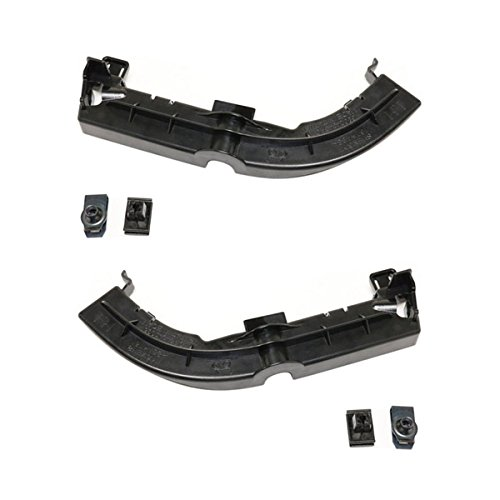 Koolzap For 08-17 Challenger Front Bumper Retainer Brace Mount Support Left & Right SET PAIR