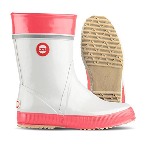 Nokian Footwear - Gummistiefel -Hai- (Originals) grey, coral