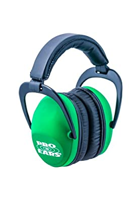 Pro Ears - Ultra Sleek - Hearing Protection - NRR 26 - Ear Muffs
