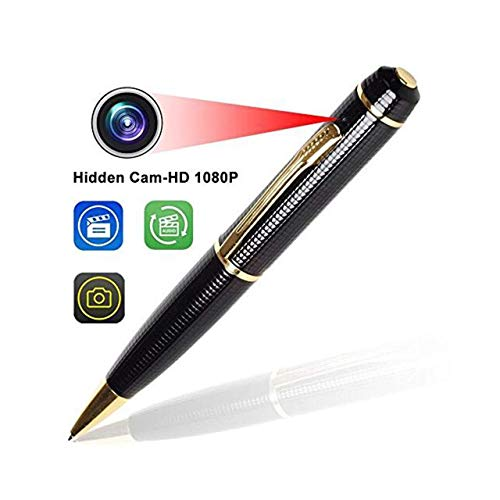Top recording pens with camera