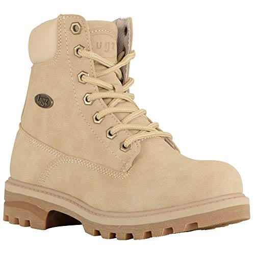 sand colored boots - 6