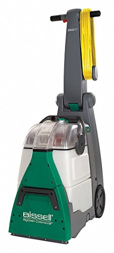 """Walk Behind Carpet Extractor, 1.75 gal, 120V, 26 psi, 10-1/2"""" Cleaning Path"""