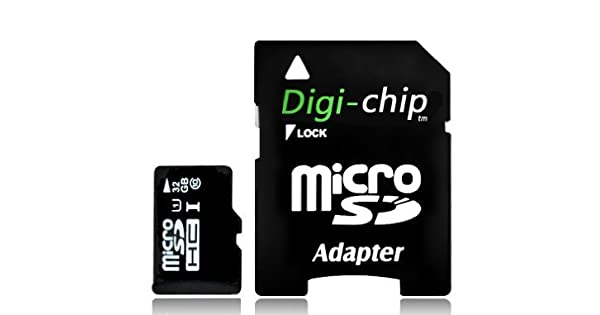 Amazon.com: Digi-Chip – Tarjeta micro-sd (32 GB, clase 10 ...