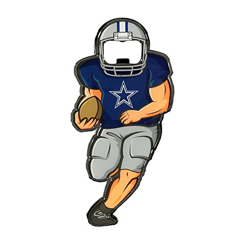 Cowboys Dallas Magnets (aminco NFL Dallas Cowboys Player Bottle Opener Magnet)