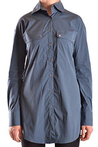 Belstaff Mujer MCBI039010O Azul Algodon Camisa