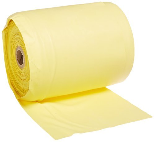 Cando 50 yard Yellow Latex Free Exercise Band by Cando (Latex 50 Yard)