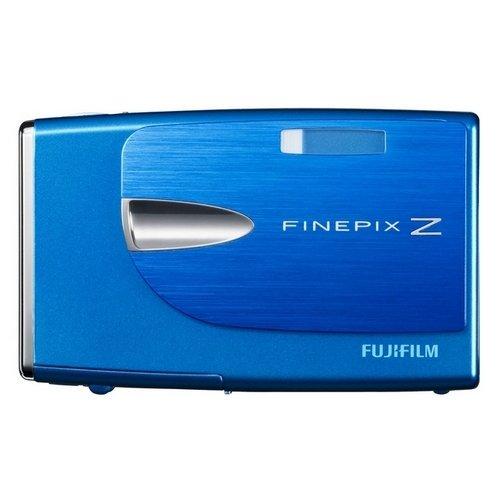 (Fujifilm Finepix Z20fd 10MP Digital Camera with 3x Optical Zoom (Ice Blue))