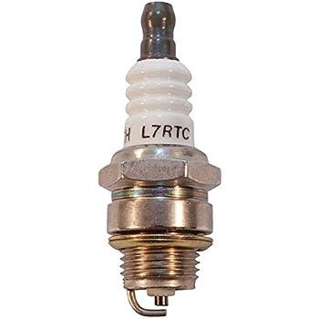 Stens 131-023 Spark Plug, Black