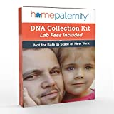 Home Paternity DNA Test Kit | Lab Fee Included | Simple, Accurate, Affordable