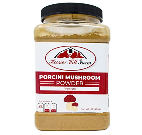- Hoosier Hill Farm Porcini Mushroom Powder 1 pound