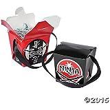 Ninja Party Take Out Boxes - 12 pc