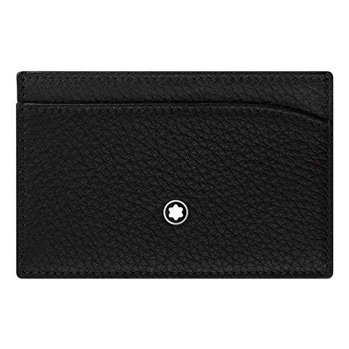Montblanc Meisterstuck Men's Small Leather Pocket Holder 3CC 114472