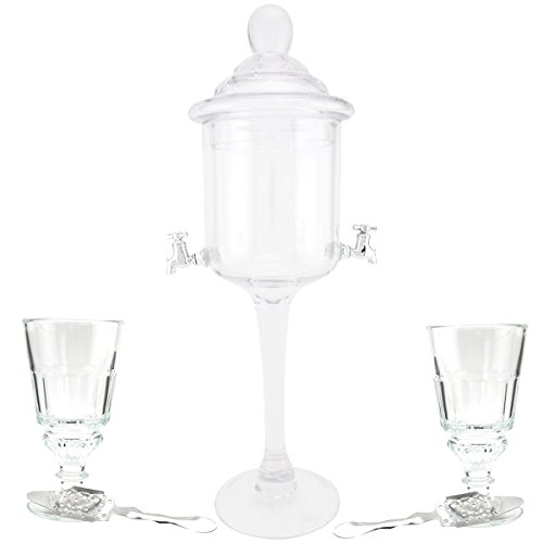 Deluxe Absinthe Accessories Kit