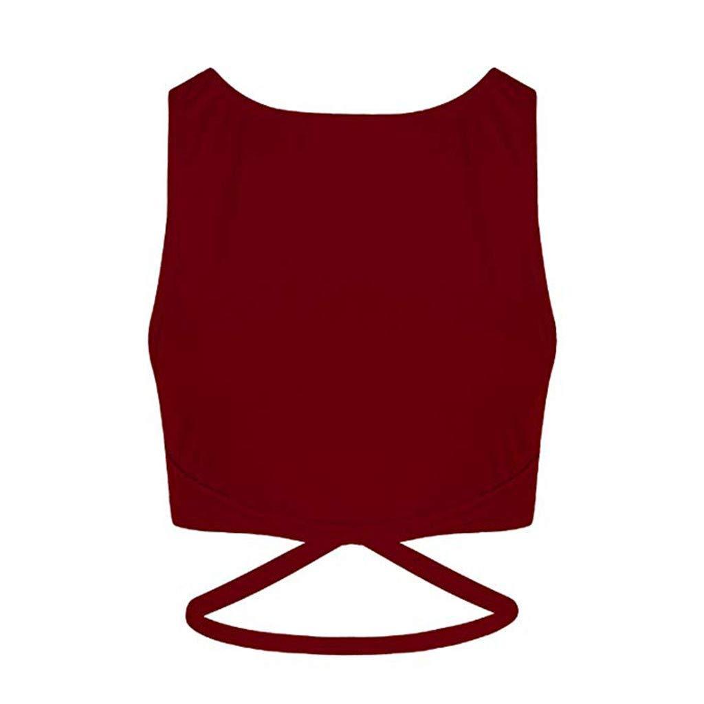 Kangma Sports Bras for Women,Racerback Activewear Plus Size Seamless Comfortable Yoga Workout Fitness