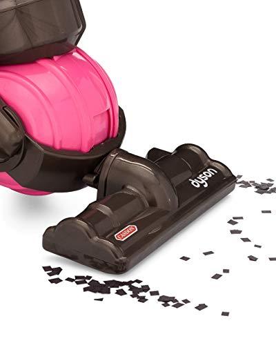 CASDON Toy Dyson Ball Vacuum – Pink…