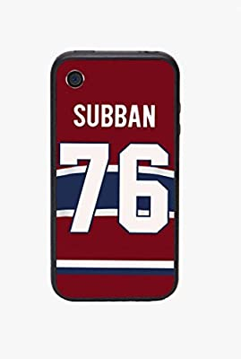 "P.K. Subban Montreal Canadiens Washington Capitals Iphone 6 (4.7"") Case Cover"
