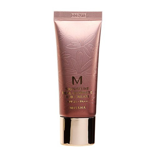 MISSHA M Signature Real Complete B.B BB Cream #21 Light Pink