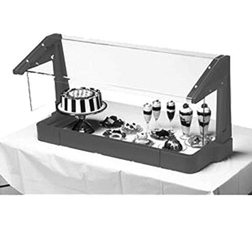 (Cambro Table Top Sneeze Guard, 73 7/8 x 16 1/2 x 24 1/2 inch - 1 Each.)