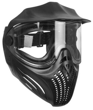 Helix Thermal (Empire Paintball Helix Single Lens Goggle, Black)