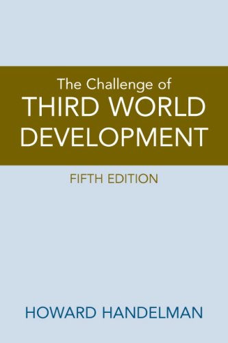 Challenge of Third World Development, The (5th Edition)