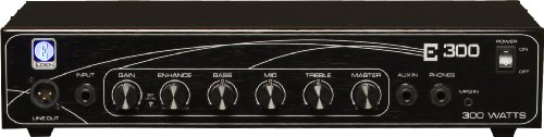 Eden USM-E300-U E-Series Bass Amplifier Head by Eden Electronics