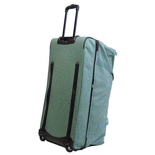 5defc73e4a Travelite Basics Traveling Bag Duffle 2 wheels 80 cm  Amazon.co.uk  Luggage