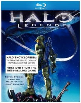 Halo Legends SteelBook [Blu-ray]
