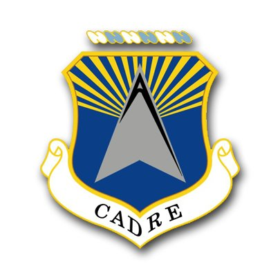 (Magnet US Air Force Cadre Vinyl Magnet Military Veteran Served Car Bumper Sticker Magnetic Vinyl 3.8