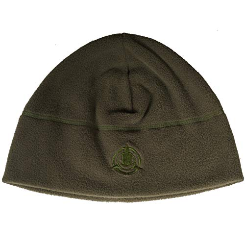 Orca Tactical Fleece Watch Cap Military Beanie Hat Unisex, One Size Fits All (OD Green) - Low Profile Fleece Watch Cap