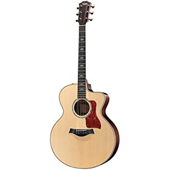 taylor guitars 815ce jumbo acoustic electric guitar musical instruments. Black Bedroom Furniture Sets. Home Design Ideas