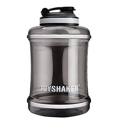 JOYSHAKER 2.5L Large Water Bottle Sport Water Bottle Water Jug Leakproof Large Capacity Drinking Water Jug Gym Outdoor Camping Hiking BPA Free Tritan Plastic Water Bottle
