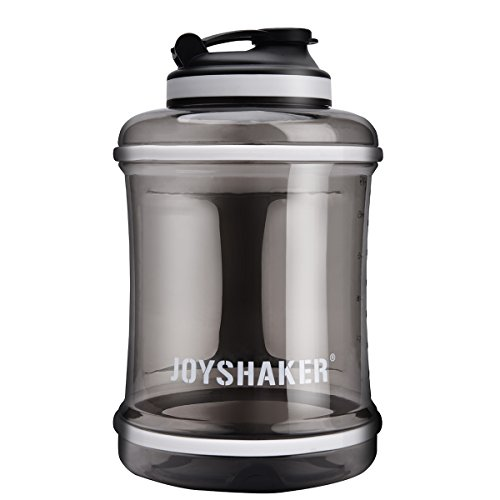 JOYSHAKER 2.5L Large Capacity Sports Water Bottle Gym Drinking Water Bottle BPA Free Leak-proof Portable Big Outdoor Fitness Training Jug