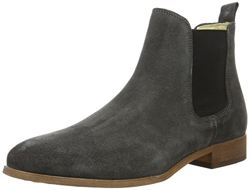 Scarpa The Bear Mens Chelsea S Boot In Grigio Scuro