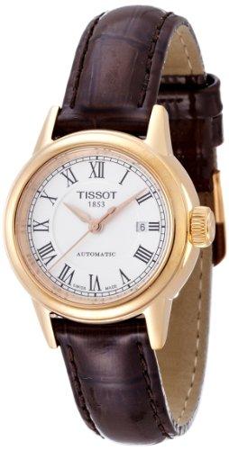 [해외] [T 소] TISSOT 손목시계 카 소 오토마팃쿠 레이디 T0852073601300 레이디스 [정규 수입품]